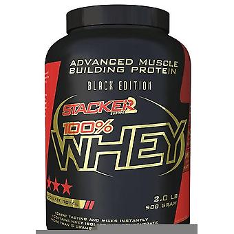Stacker2 Europe 100% Whey Cappuccino 908 gr