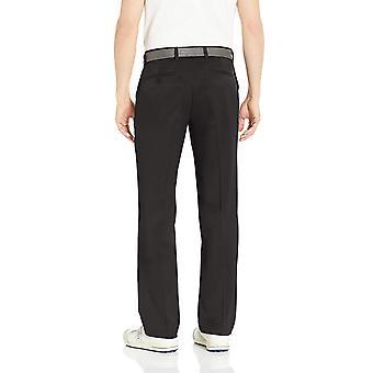 Essentials Men's Standard Classic-Fit Stretch Golf, Zwart, Maat 40W x 28L