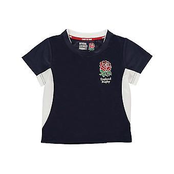 RFU England Poly T-Shirt Infant Boys