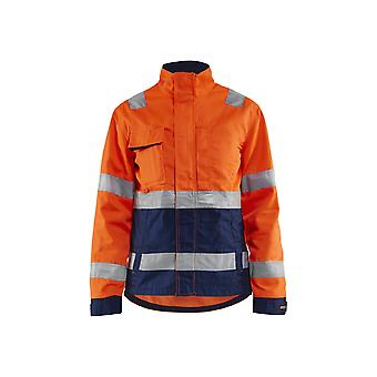 Blaklader hi-vis lightweight jacket 49031811 - womens