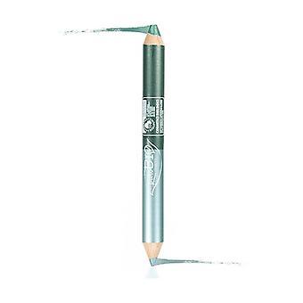 Eyeliner & Shadow 02 Night Kajal Shadow Emerald green 1 unit (Green)