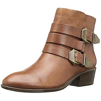 أحذية لي الوقت الجلود إصبع اللوز الكاحل أزياء النسائي أيروسوليس