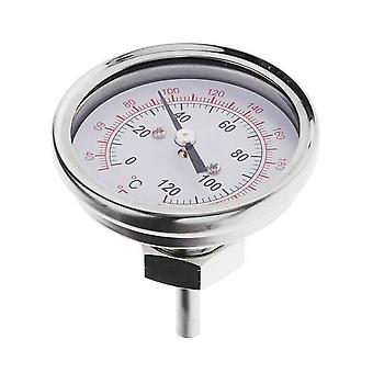 TS-BX39 Stainless Steel Double Display Thermometer