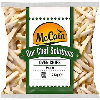 McCain Chef Solutions 5% Fat Oven Chips