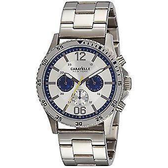 Caravelle New York Clock man Ref. 43A130