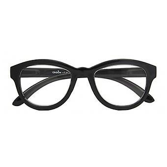 Leesbril Vrouwen Madonna Zwarte Sterkte +3.00