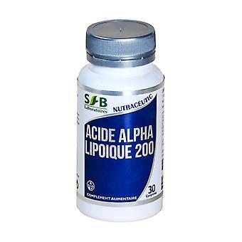 Alpha lipoic acid 100 softgels