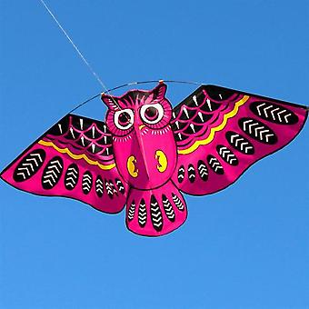 3d Owl Kite Ids Speelgoed - Fun Outdoor Flying Activity Game