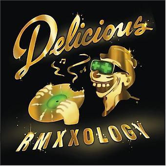 Delicious Vinyl All-Stars - Rmxxology [CD] USA import