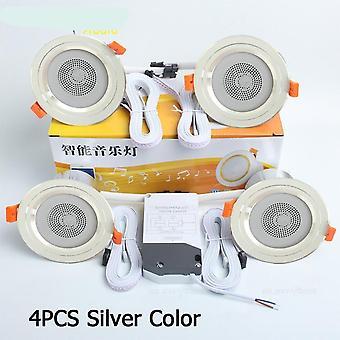 Smart Lampe Hintergrund Musik Licht In-Decken-Lautsprecher