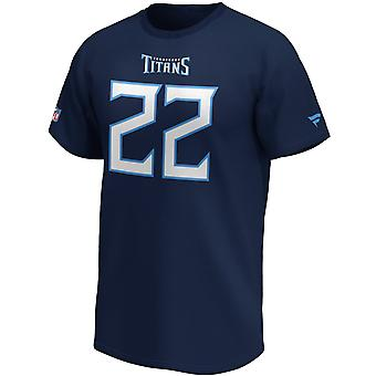 تينيسي جبابرة اتحاد كرة القدم الأميركي قميص #22 ديريك هنري