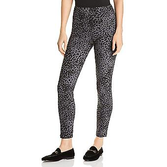 Lysse | Toothpick Leopard-Print Denim Leggings