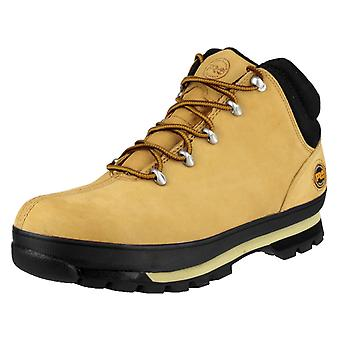Timberland Pro Mens Splitrock Water Resistant Safety Boots