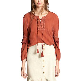 Santuário | Red Rock Boho Top