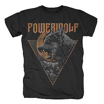 Powerwolf Fullmoon T shirt