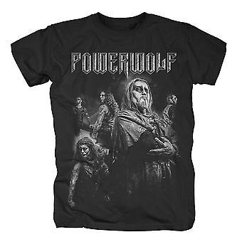 Powerwolf Dark Photo T shirt
