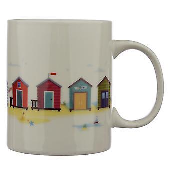 Collectable Porcelain Mug - Portside Seaside X 1 Pack