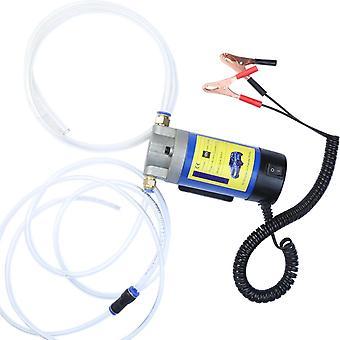 12v Elektrisk Scavenge Suge transfer skift pumpe, motorolie diesel emhætte