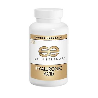 Source Naturals Hyaluronic Acid, 50 mg, da BioCell Collagen II 120 schede