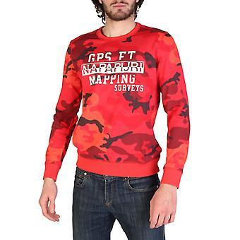 Napapijri balka männer's reguläre Nitten-Sweatshirt