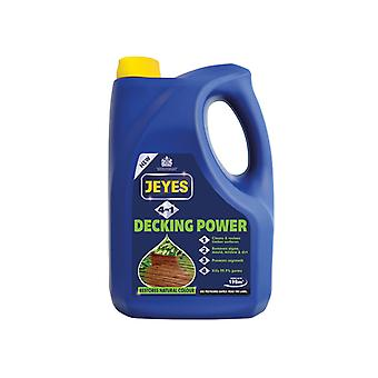 Jeyes 4-In-1 Decking Power 4 Litre JEY2006003