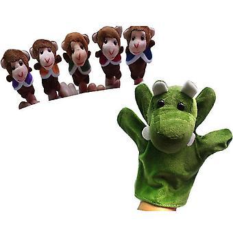 إصبع دمية خمسة القرود الصغيرة أفخم لعبة