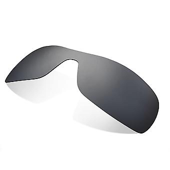 Replacement Lenses for Oakley Antix Sunglasses Anti-Scratch Silver Mirror
