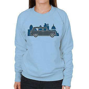London Taxi Company TX4 Inom Staden Women's Sweatshirt