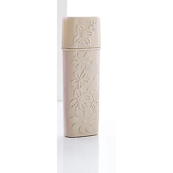 Přenosné a květinové tištěné design-zubní kartáček skladovací box pro cestování