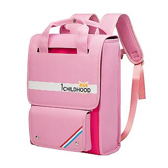 حقيبة مدرسية مضادة للماء لطلاب المدارس الابتدائية من الصف 1-4