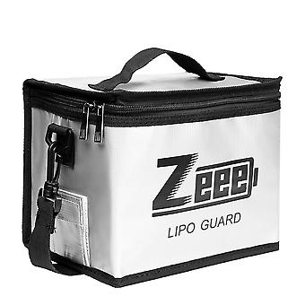Lipo Battery Safe Bag, Fire, Explosion Proof Rc, Guard Safe Portable Storage