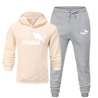 Männer Casual Baumwolle Herbst/Winter warme Sweatshirts Casual Trainingsanzug Kostüm