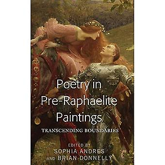 Poetry in Pre-Raphaelite Paintings: Transcending Boundaries