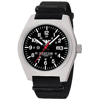 Mens Watch Khs KHS.INCS.NB, Quartz, 46mm, 10ATM