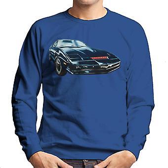 Knight Rider KITT The Supercar Men's Sweatshirt