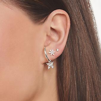 Thomas Sabo Charm Club Silver Large Single Ear Cuff EC0027-001-21