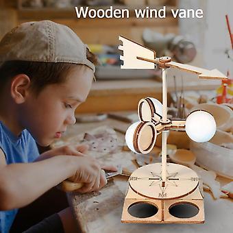 Students Diy Wind Vane Model Kit