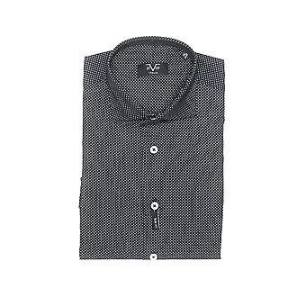 19v69 men's Versace Blue Shirt