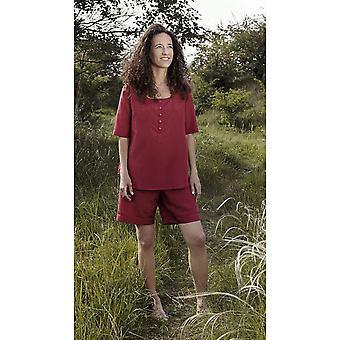 Cocoon Women Adventure Nightwear Tee And Shorts