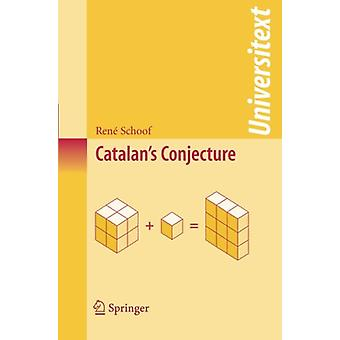 Catalan's Conjecture by Rene Schoof - 9781848001848 Book