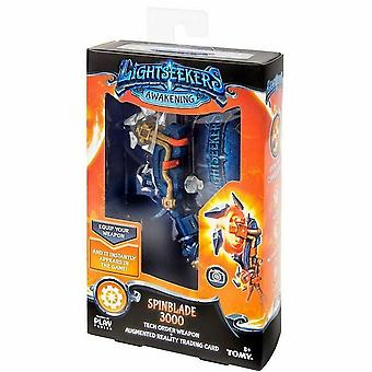 Lightseekers  awakening spinblade 3000 tech order weapon