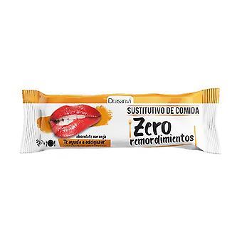 Orange and Chocolate flavored Bar 1 bar of 35g