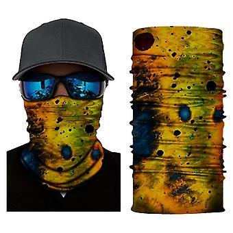 3Stücke seidig schnelltrocknend uv-beständig bandanas xhs-324