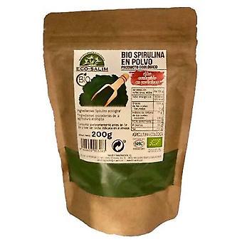ECO-SALIM Eco Spirulina Powder 200 gr