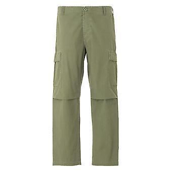 Maharishi Modified Jungle Fatigue Organic Cotton Pants - Olive