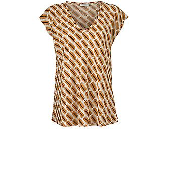 Masai Clothing Inca Gold Kani Top