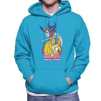She-Ra The Princess Of Power Montage Men's Hooded Sweatshirt