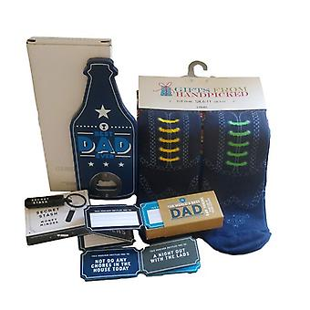 Father's Day Gift Wrapped Set
