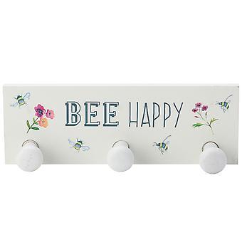 Suomi Astiat Co. Bee Happy Teepyyheteline