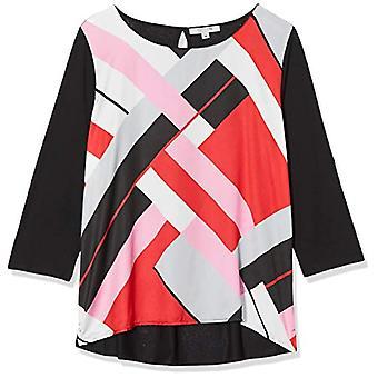 Paragraph CI 88.001.39.3520 T-Shirt, Multicolored (Mehrfarbig), 42 (Manufacturer Size: 36) Woman